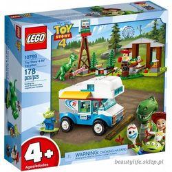 Lego JUNIORS 10769 Toys Story 4 wakacje w kamperze
