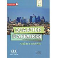 Książki do nauki języka, Quartier daffaires 1 ćwiczenia (opr. miękka)