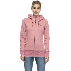 bluza RAGWEAR - Neska Zip Pink (PINK)