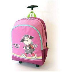 walizka JM Lucy na kólkach 31x16,5x34 cm