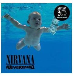 NIRVANA - NEVERMIND (REMASTERED) (CD)