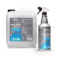 Płyny do czyszczenia mebli, CLINEX DELOS SHINE 5L -Płyn do pielęgnacji mebli (pozostawia połysk)