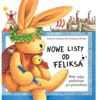 Literatura młodzieżowa, Nowe listy od Feliksa (opr. twarda)