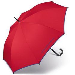 United Colors of Benetton Long AC parasol długi automatyczny AC / czerwony - Red