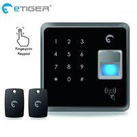 Sterowniki systemów alarmowych, eTiger Keypad - Klawiatura biometryczna