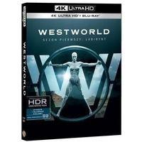 Seriale i programy TV, Westworld: Sezon 1 ( Blu-Ray - Jonathan Nolan. DARMOWA DOSTAWA DO KIOSKU RUCHU OD 24,99ZŁ