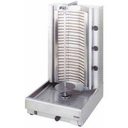 Kebab grill elektryczny | 4900W | 530x640x(H)670mm