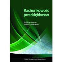 Książki o biznesie i ekonomii, RACHUNKOWOŚĆ PRZEDSIĘBIORSTW - wyprzedaż (opr. miękka)