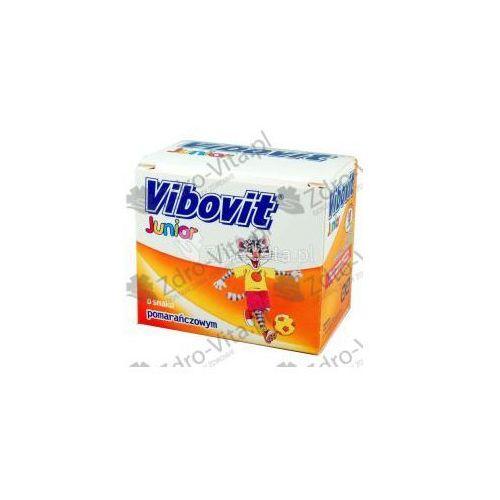 Witaminy i minerały, Vibovit Junior pomarańcz. 15 sasz