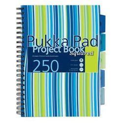 Kołozeszyt Pukka-Pad Project Book Squared PROBSQ A4/250k. kratka