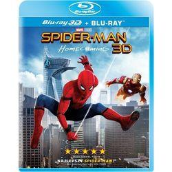 Spider-Man: Homecoming (2D+3D) (Blu-ray) - Jon Watts. DARMOWA DOSTAWA DO KIOSKU RUCHU OD 24,99ZŁ