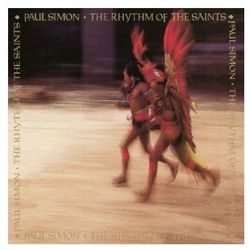 The Rhythm Of The Saints (Reedycja) (CD) - Paul Simon DARMOWA DOSTAWA KIOSK RUCHU