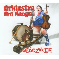 Włóczykije - Orkiestra Dni Naszych (Płyta CD)
