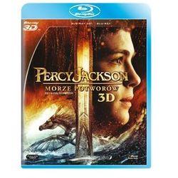 Percy Jackson: Morze Potworów 3D (Blu-Ray) - Thor Freudenthal