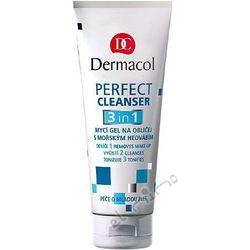 Dermacol Perfect Cleanser 3in1 żel oczyszczający 100 ml dla kobiet