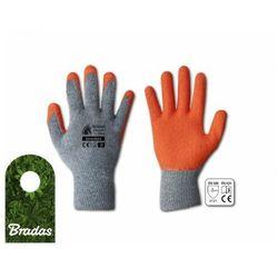 Rękawice ochronne HUZAR CLASSIC PLUS lateks rozmiar 11 BRADAS 6333