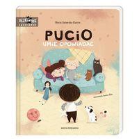 Książki dla dzieci, Pucio umie opowiadać (opr. twarda)