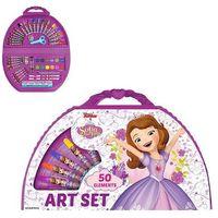Kreatywne dla dzieci, Zestaw artystyczny STARPAK Jej Wysokość Zosia (50 elementów)