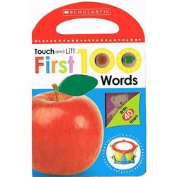 Touch and Lift First 100 Words