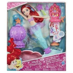 Disney Princess Syrenka Ariel w Spa - Hasbro