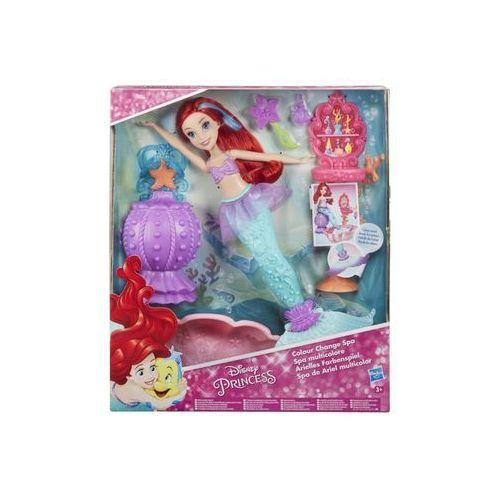 Figurki i postacie, Disney Princess Syrenka Ariel w Spa - Hasbro
