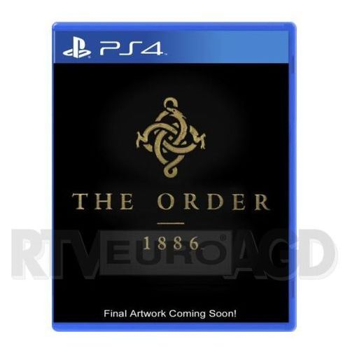 Gry PS4, The Order 1886 (PS4)