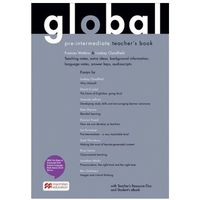 E-booki, Global Pre-intermediate: Teacher`s Book + Resource CD + eBook Pack Tennant, Adrian