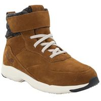 Buty sportowe dla dzieci, Buty sportowe dla dzieci CITY BUG TEXAPORE MID K desert brown / champagne - 34