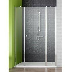 Radaway EOS II DWJS drzwi wnękowe 130 prawe wys. 195 cm szkło przejrzyste 3799455-01R