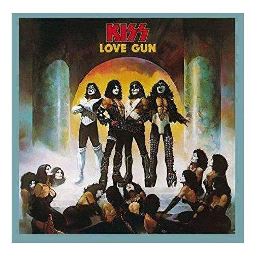 Pop, Kiss - LOVE GUN (DELUXE) - Zaufało nam kilkaset tysięcy klientów, wybierz profesjonalny sklep