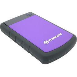 "Dysk Transcend TS1TSJ25H3P - pojemność: 1 TB, USB: 3.0, 2.5"""