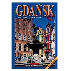 Gdańsk, Sopot, Gdynia et les environs (opr. broszurowa)