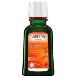 Weleda Arnica Massage Oil preparat do masażu 50 ml unisex