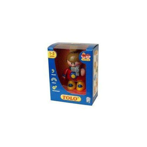 Pozostałe zabawki dla najmłodszych, First Friends Tola Safari