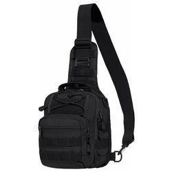 Torba Pentagon UCB 2.0 Universal Chest Bag, Black (K17046-2.0-01) - black