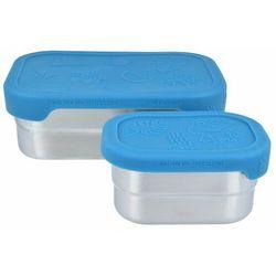 Affenzahn stal nierdzewna Pudełko śniadaniowe Set 2cz. 16 cm petrol ZAPISZ SIĘ DO NASZEGO NEWSLETTERA, A OTRZYMASZ VOUCHER Z 15% ZNIŻKĄ