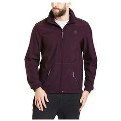 kurtka BENCH - Softshelll Jacket Dark Burgundy (BU017) rozmiar: M