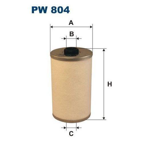 Filtry paliwa, PW804 FILTR PALIWA URSUS C330 FILCOWY FILTRON