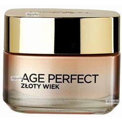 L'Oréal - AGE PERFECT - Złoty Wiek - Różany krem wzmacniający na dzień do skóry dojrzałej i pozbawionej blasku na dzień