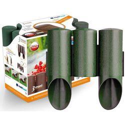 Palisada ogrodowa CELLFAST Maxi 3-elementowa Zielony