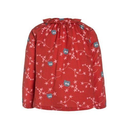 Koszule dla dzieci, La Queue du Chat DREAM FLOWERS Koszula red