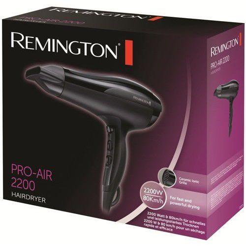 Suszarki do włosów, Remington D5210