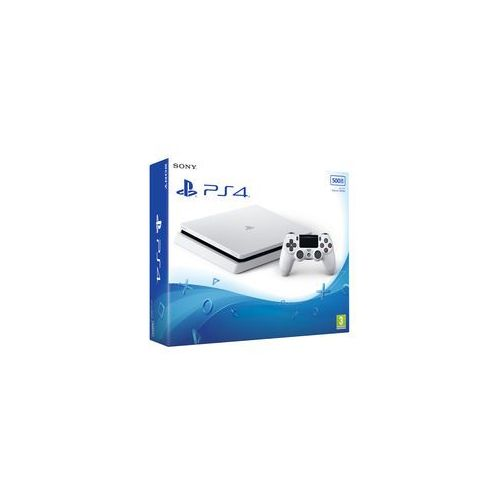 Konsole do gier, Konsola Sony Playstation 4 Slim 500GB