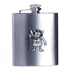 PIERSIÓWKA LAKEN HIP FLASK KUKUXUMUSU 230ML