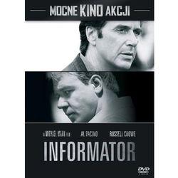 Informator (DVD) - Michael Mann
