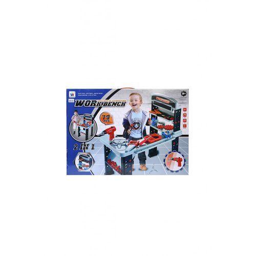 Warsztaty dla dzieci, Stół narzędziowy - warsztat 2w1 1Y31AY Oferta ważna tylko do 2019-05-29