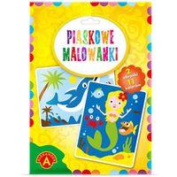 Kolorowanki, Malowanka Piaskowa Syrenka Delfin 2092
