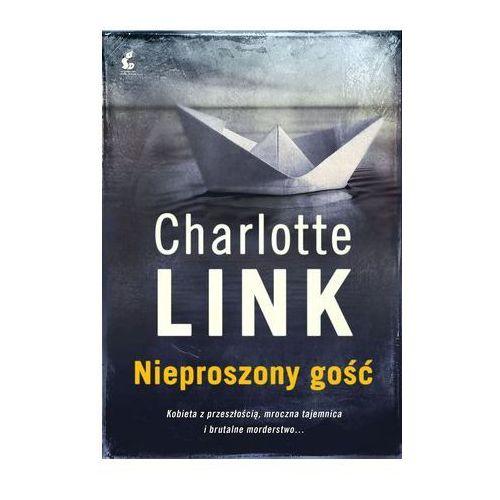 Książki kryminalne, sensacyjne i przygodowe, Nieproszony gość (opr. miękka)