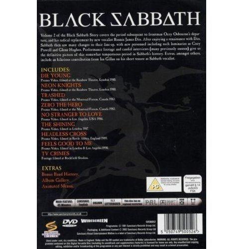 Pozostała muzyka rozrywkowa, THE BLACK SABBATH STORY - VOLUME TWO - Black Sabbath (Płyta DVD)