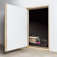 Pozostałe drzwi i akcesoria, Drzwi kolankowe FAKRO DWK 55x80